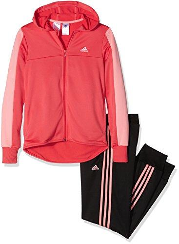 adidas Mädchen Trainingsanzug YG S HD PES TS Track Suit