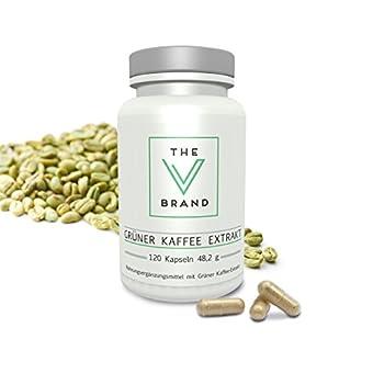 The V Brand Grüner Kaffee