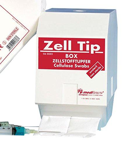 Zelltip 02512974 Tupferdispenser, leer