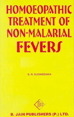 Homoeopathic Treatment of Non-Malarial Fevers: 1