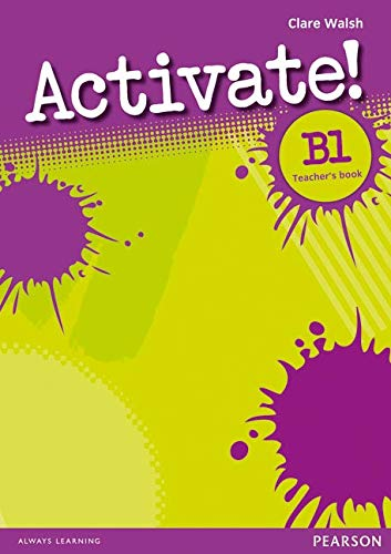 Activate! B1 Teacher's Book por Clare Walsh