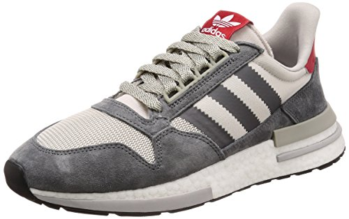 newest 5e056 5bd1e Adidas ZX 500 RM, Zapatillas de Deporte para Hombre, Gris (Gricua Ftwbla