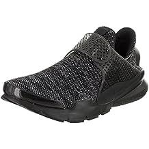 NikeSock Dart Br - Botines hombre , color negro, talla 47.5 EU