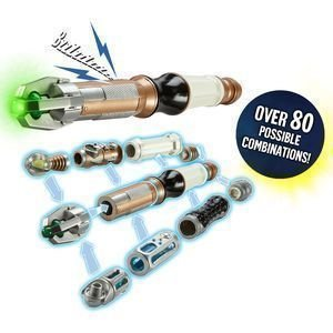 Doctor Who Personalise Your Sonic Screwdriver - Set para crear tu propio destornillador sónico