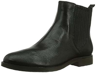 Rockport Alanda Gore Chelsea, Boots femme - Noir, 42 EU