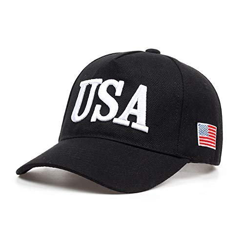 Meaningg New Men Womens Baseball Cap Make America