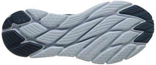 New Balance Women's W775V2 Running Shoe, Black/White, 10 B US Blue/White