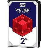 Western Digital Red, SATA 6G, Intellipower, 3, 5 Zoll - 2TB