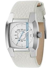 4bbca9a9db64 Diesel DZ5101 - Reloj analógico de cuarzo para mujer con correa de piel