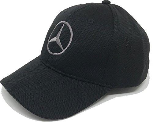 Mercedes Benz Golf Men s Airtex Adjustable Baseball Cap. Black b526831c5c24