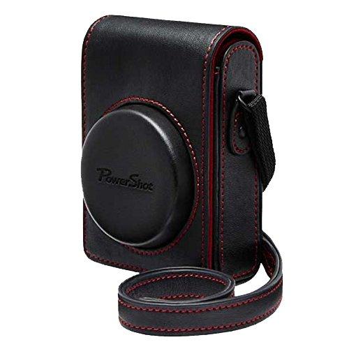 Powershot G7x Kamera Canon (Canon 0040X554 Kameratasche DCC-1870 Case in schwarz für Canon PowerShot G7X)