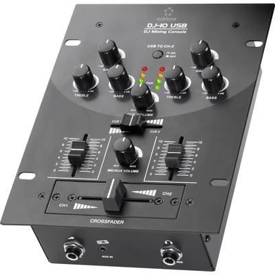 Renkforce DJ-10 USB DJ-Mixer