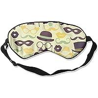 Sleep Eye Mask Head Cap Lightweight Soft Blindfold Adjustable Head Strap Eyeshade Travel Eyepatch E7 preisvergleich bei billige-tabletten.eu