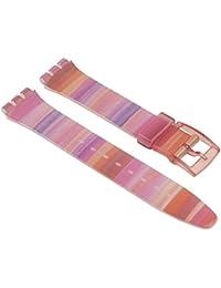Swatch AGP140-Strap - Correa de plástico , color fantasía (18)