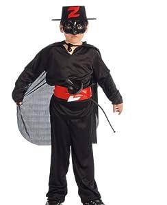 Guirca 78703, Disfraz infantil de Zorro, Talla 10-12 años