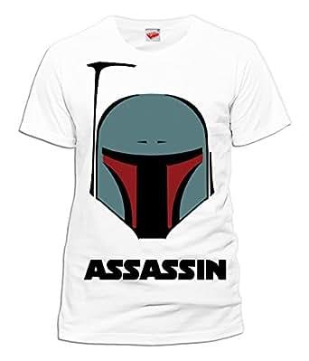 Star Wars - T-Shirt Bobba Assasin (in XXL)