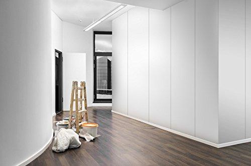 plaque-de-platre-placo-decorative-ikebana-blanche-epaisseur-13-mm-largeur-600-mm-longueur-2600-mm