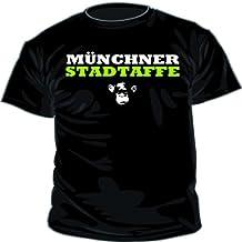 Münchner Stadtaffe (T-Shirt, Gr.XL)