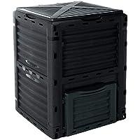 Best4Garden–Compostador, color verde jardín Compost Bin, 300L, 83x 61x 61cm