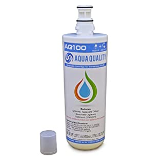 Aqua Quality Insinkerator-Water Filter Compatible- F701R,Fits A1 or A3 Head, Unlike Other Compatibles This Filter Is Guaranteed To Fit Your Existing Insinkerator System, Save £££'S