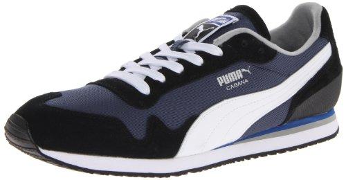 Puma - - Herren Sportschuhe Cabana Netz Black 2