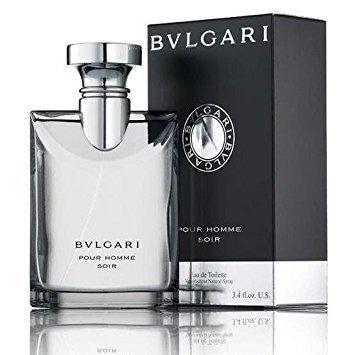 Bulgari Pour Homme Soir Eau De Toilette Spray 100 ml
