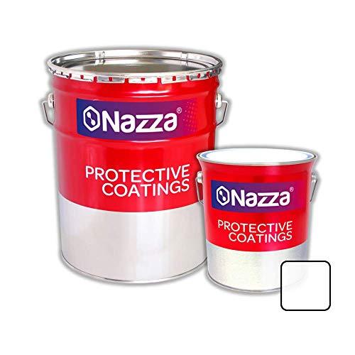 Pintura Epoxi Bicomponente Alimentaria Nazza | Esmalte certificado par