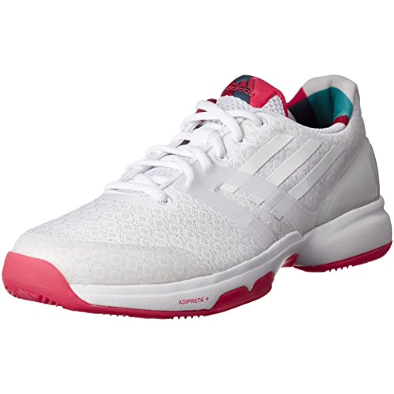 Adidas Adizero Chaussures Femme Adizero Adidas Ubersonic w Blanc/Framboise PE 2016 - B0177L2R14 - 71c517