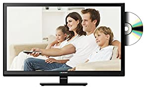 """24"""" LED TV DVD COMBI FULL HD 1080P latest Blaupunkt model with usb-pvr (allows you to record freeview)"""