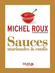 SAUCES, MARINADES & COULIS