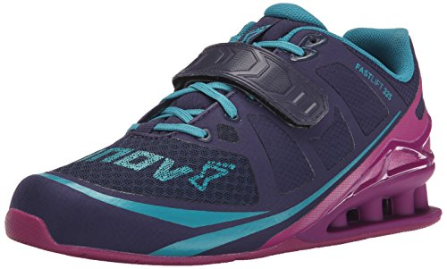 Inov8 Fastlift 325 Womens Weightlifting Chaussure - SS16 blue