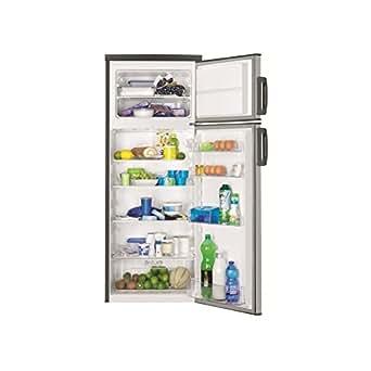Faure FRT27101XA Autonome 265L A+ Acier inoxydable réfrigérateur-congélateur - Réfrigérateurs-congélateurs (265 L, SN-ST, 40 dB, 4 kg/24h, A+, Acier inoxydable)