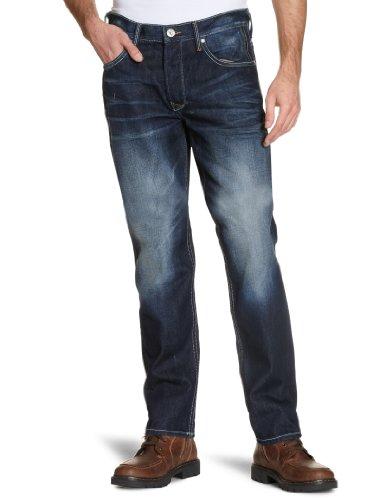 Blend Herren Jeans Regular Fit 700516/ Rock 76865 (former 6914-10 / Rock 865), Blau (Blue 36865-L34 RIVER), 32W / 32L (Männer Oberschenkel-former)