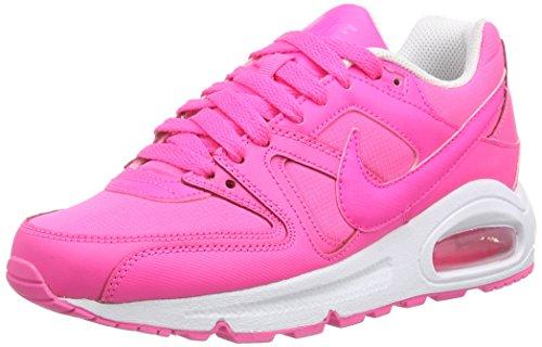 Nike - Air Max Command (Grade-school), Scarpe da ginnastica Bambina Rosa (Pink (Pink pow/pink pow-white-Pink Power))