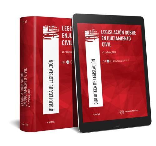 Legislación sobre enjuiciamiento civil (Biblioteca de Legislación) por Julio Banacloche Palao