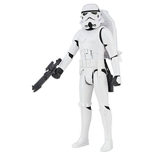 Star Wars Interactive Imperial Stormtrooper Figure