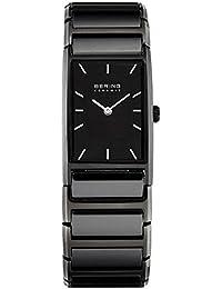 BERING Time Damen-Armbanduhr Slim Ceramic 30125-743