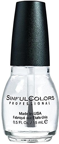 SinfulColors - Nail Care - Smalto 1064 Clear Coat