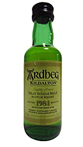 Ardbeg - Kildalton 1st Edition Miniature - 1981 24 year old Whisky from Ardbeg