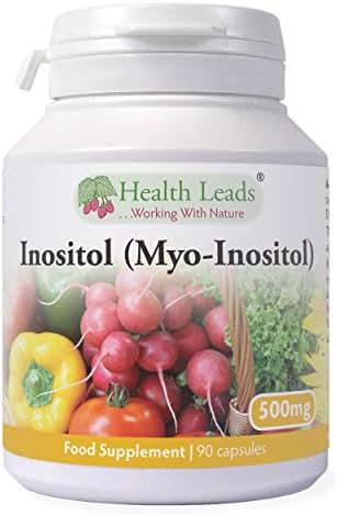 Mua Myo-Inositol for PCOS trên Amazon chính hãng giá rẻ