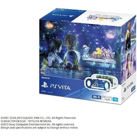 PlayStation Vita FINAL FANTASY X/X2 HD Remaster RESOLUTION BOX [Importación Japonesa]