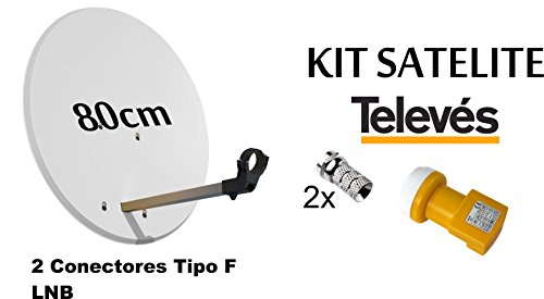 Televes Kit Satelite 800