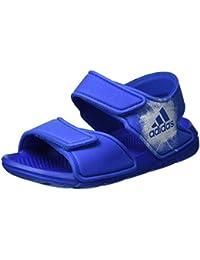 Adidas Chanclas Altaswim C Azul Ftwbla, Zapatillas de Deporte Unisex niños