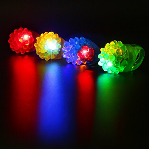 dizaul-flashing-led-strawberry-bumpy-ring-for-dances-parties-or-costumes-pack-of-12
