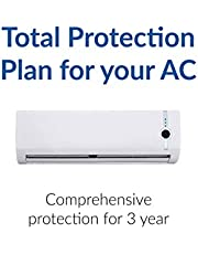 OneAssist 3 Years Total Protection Plan for Air Conditioner from Rs 22,001 to Rs 25,000 - Email Delivery- No Physical Kit