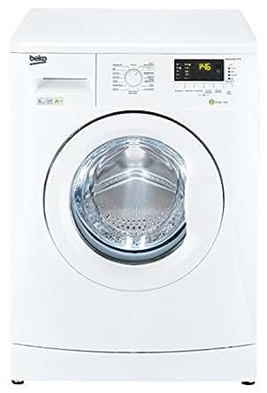 beko wmb 61232 pteu waschmaschine frontlader a b 170 kwh jahr 8800 liters jahr 1200 upm. Black Bedroom Furniture Sets. Home Design Ideas