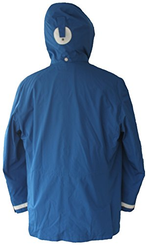 Suixtil Herren Regenjacke Scottish blue