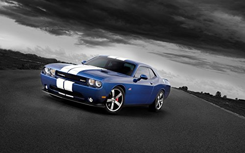 dodge-challenger-customized-22x14-inch-silk-print-poster-wallpaper-great-gift