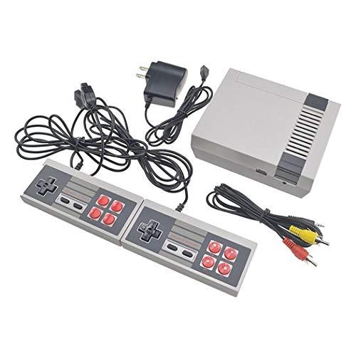 Kuerli 620 Juegos en 1 Consola de Juegos con 2 Controladores de Juegos de TV Retro clásicos. Accesorios