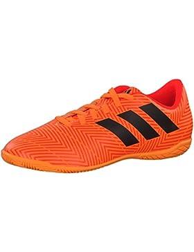 Adidas Nemeziz Tango 18.4 In Jr Db2382, Botas de Fútbol Unisex Niños